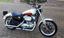 Harley Davidson XL 883 L Superlow. Immaculate