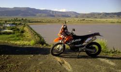 2011 Rally kitted KTM 690 Enduro for sale, a unique set