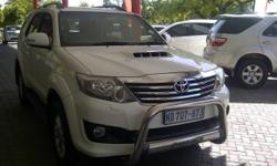 2011 Toyota Fortuner 3.0 D-4D A/T 4X2, Very good