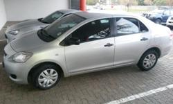 2011 Toyota Yaris 1.3 Sedan: Full Service History .