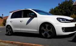 2011 VW Golf 6 GTI DSG with LED FSH at agents 59000km