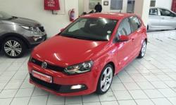 2011 VOLKSWAGEN POLO 6 GTI 7 SPEED DSG - VERY LOW KM
