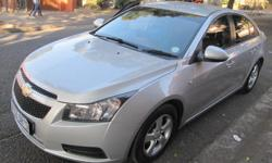 2012 CHEVROLET CRUZE 1.6, CENTER LOCK, MILEAGE