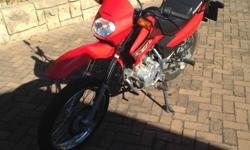 Bike in perfect condition Contact Hennie 0824505919