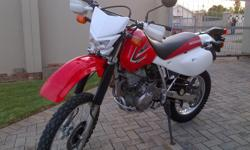 Honda XR650L. registered 2011, 2012 build. Brilliant