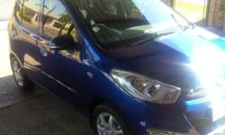 2012 Hyundai I10 1,25 in good condition new Yokohama