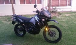 2012 Kawasaki KLR 650 in excellent condition. Only done