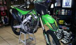 Finance No Learners or License Required Kawasaki KX 250