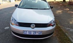 2012 VW POLO 1.4 VIVO 18000 KM VEHICLE IS IN EXCELLENT