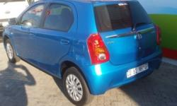 The Toyota Etios 1.5i XS is a front runner in it's
