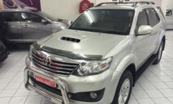 2012 TOYOTA FORTUNER 3.0 D4D AUTOMATIC 4X2 TURBO DIESEL