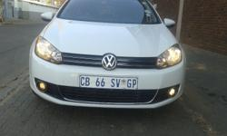 EXCELLENT!!!  2012 VW GOLF 6 HATCHBACK 1.6TSi ENGINE,