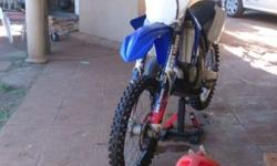 2012 yz 125 perfect condition Phone or message for more