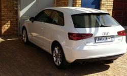Audi A3 Immaculate Condition 1.4 Turbo TFSI 47000km