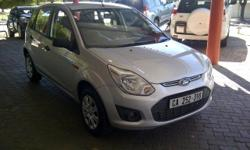 Like new with only 16000Km on the clock the Ford Figo