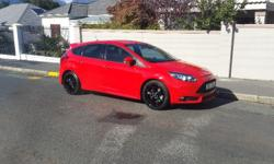 ST1, FSH (next service on 40 000km or Jan 2015), Ford