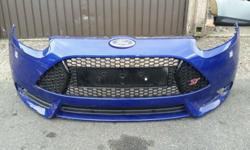 Ford focus st front bumper 2013 with  grilles in great