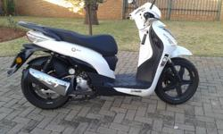 Scooter in very good condition. Full service history at