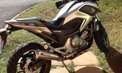Selling my Honda NC700X Mind condition, very good