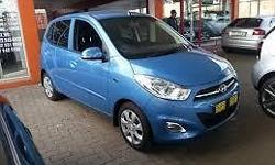 2013 models, 5 x Hyundai i10 Motion for sale. All have
