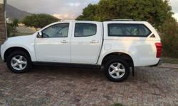 Isuzu KB300 Double Cab Late 2013 Model, Only 31000km on