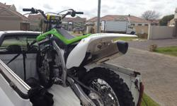 Kawasaki KX 450 Fi for sale. Excellent condition, never