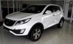KIA SPORTAGE 2.0 MANAUL 2013 Sportage is fresh and bold