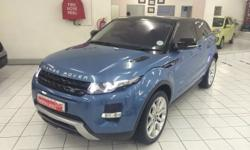 2013 RANGE ROVER EVOQUE 2.2 SD4 DYNAMIC COUPE FULL SPEC