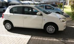 2013 Toyota Etios XS in perfect condition. The vehicle