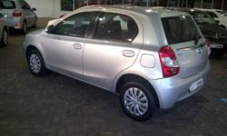 2013 Toyota Etios Hatchback 1.5 xs  ( few colours to