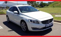 Late 2013 Volvo S60 D4 Excel Geartronic Facelift Spec.