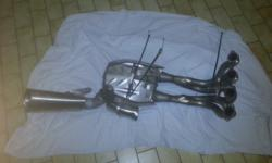 Brand new BMW S1000RR Full Standard Exhaust