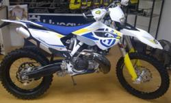 2014 HUSQVARNA TE300 ONLY 4 HOURS All extras  Looking
