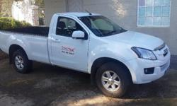 Isuzu kb 250 d-teq LE in perfect condition rubberised