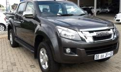 This Isuzu KB 300 -Teq is in excellent condition and