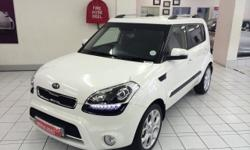 2014 KIA SOUL 2.0 MANUAL NEW SPEC DEMO MODEL WITH ONLY