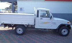 Brand New,a lot of bakkie for little money.
