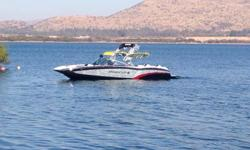 2014 Mastercraft X46. ILMOR 6.2L, Zft 5 power tower,
