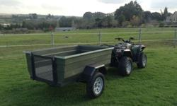 Baybar trailers is a brand new trailer product on the