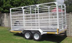 I Have a 4.3 Ton Trailer for sale very good