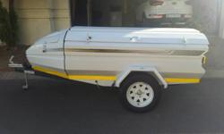 2014 Jurgens LT 670 trailer. Only used once. R9000.00