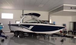 2014 Tige Z3 (23 ft) Ultimate wake and surf boat  Tige