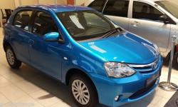 Get the AWSOME Brand New Toyota Etios @ only R133