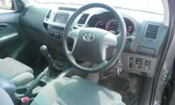 2014 HILUX 2.7 VVTI WITH MANUAL TRANSMISSION OTHER FOR