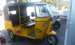 This amazing funky economical Tuk Tuks is now with in