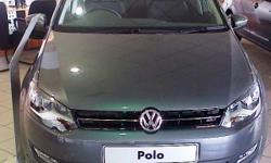 SPECIAL DEAL NEW 2014 POLO 1.4 COMFORTLINE PEPPER GREY