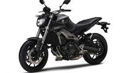 New 2014 Yamaha MT-09 NON ABSWant a comfortable daily