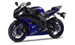 Brand new 2014 Yamaha YZF-R6 NEED FOR SPEED? Come and