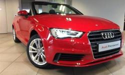 Audi A3 Cabriolet 1.4 TFSI S S-Tronic Power - 92 kW @
