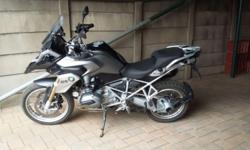 Bike in great condition Model : R 1200 GS LC Registered